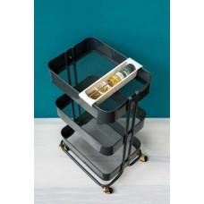 Organizador de rolos de fita e washi tape - We R A La Cart Spool White