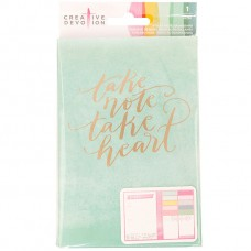 Notes - Creative Devotion Sticky Notes Dashboard W/Case .