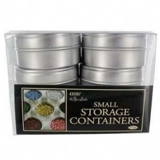 Pote de metal - Small Storage Containers