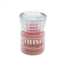 Pó de emboss -  Nuvo Embossing Powder  Pink Popsicle