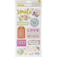 Adesivo - Dear Lizzy She's Magic Thickers Stickers  Delightful