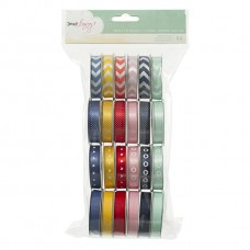 Fitas - Dear Lizzy Lucky Charm Value Pack Premium Ribbon