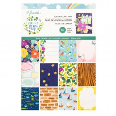 Bloco de Papel - American Crafts  Shimelle Never Grow Up