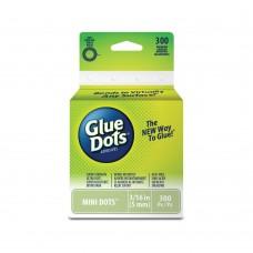 Cola de silicone - Glue Dots Mini Dots