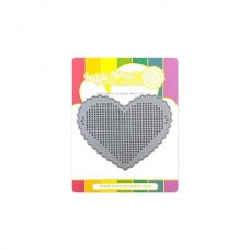 Faca de corte - Waffle Flower Die Stitchable Pinking Heart
