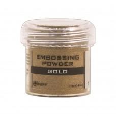 Pó de emboss - Embossing Powder Gold