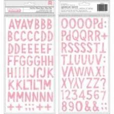 Alfabeto - La La Love Thickers Stickers