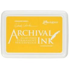 Carimbeira - Wendy Vecchi Archival Ink Pad Sunflower