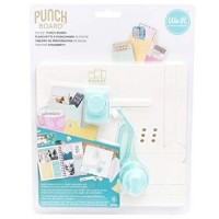 Ferramenta para fazer envelopes - We R Memory Keepers Journal Pocket Punch Board