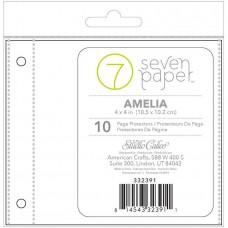 Refil plástico - Handbook Made In A Snap Page Protectors