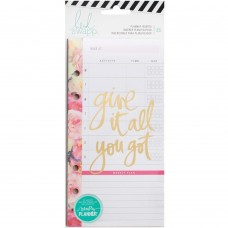 Refil - Heidi Swapp Personal Memory Planner Inserts Meal & Exercise