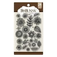 Carimbo - BoBunny Stamps Doodle