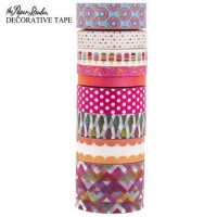 Washi tape - Bright Sweets Washi Tape Tube