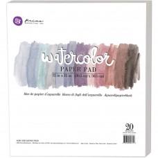 Bloco de Papel para aquarela - Prima Watercolor Paper Pad