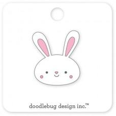 Flea Market Collectible Enamel Pin bunny