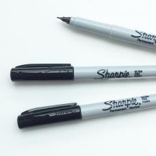 Caneta Permanente - Sharpie Ultra Fine Point Permanent Marker Carded Black