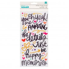 Adesivo - Vicki Boutin Color Study Thickers Stickers