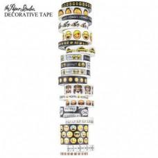 Washi tape - Smiley Face Washi Tape Tube