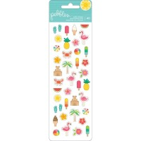 Adesivo - Sunshiny Days Puffy Stickers Mini Icons