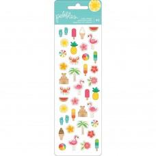 Adesivo - Sunshiny Days Puffy Stickers Mini Icons