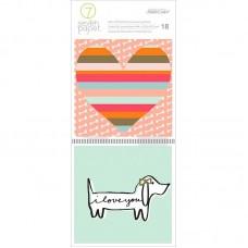 Cards -  Seven Paper Baxter Handbook Journaling Cards Dogs