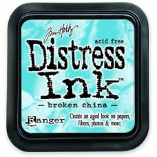 Carimbeira - Tim Holtz Distress Ink Pad Broken China