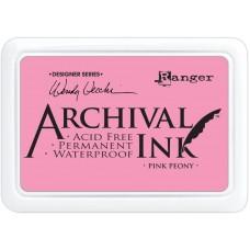 Carimbeira - Wendy Vecchi Archival Ink Pad Pink Peony