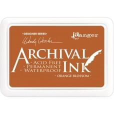 Carimbeira - Wendy Vecchi Archival Ink Pad Orange Blossom