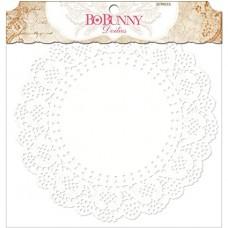 Doilies Branca - BoBunny Paper Doilies