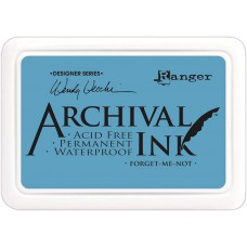 Carimbeira - Wendy Vecchi Archival Ink Pad Forget Me Not