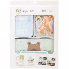 Cards - Project Life Value Kit Lullaby Boy