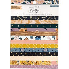 Bloco de Papel - Crate Paper Single-Sided Card Making Pad  Maggie Holmes Heritage