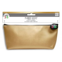 Estojo - Create 365 Happy Planner Pencil Pouch  Gold