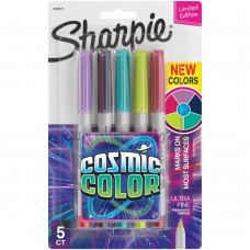 Caneta - Sharpie Cosmic Color Ultra Fine Point Markers 5