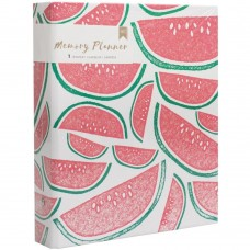 Álbum - American Crafts Memory Planner Binder  Watermelon