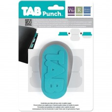 Furador de abas - We R Memory Tab Punch File