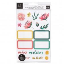 Adesivo - Heidi Swapp Storyline Chapters Mini Sticker Book The Planner