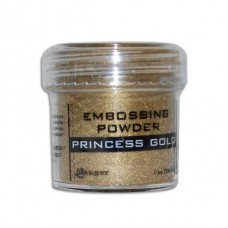 Pó de emboss -  Embossing Powder Princess Gold