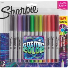 Caneta - Sharpie Cosmic Color Ultra Fine Point Markers