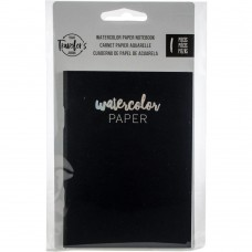 Refil Diário de viagem - Prima Traveler's Journal Passport Refill Notebook Watercolor Paper