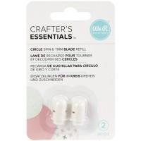 Refil de lâmina - We R Memory Keepers Circle Spin & Trim Refill Blades