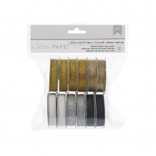 Fitas - American Crafts Glitter Tape
