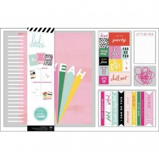 Planner - Heidi Swapp Large Memory Planner Spiral Bound Boxed Kit Color Fresh