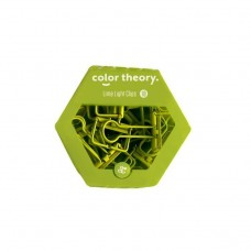 Clips - Color Theory Clips Lime