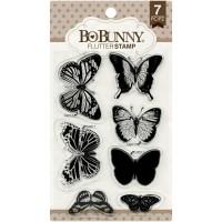 Carimbo - BoBunny Stamps Flutter
