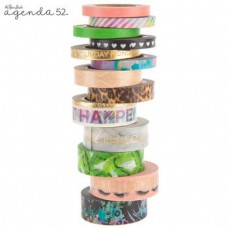 Washi tape - Make It Happen Washi Tape Tube