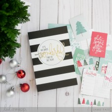 Álbum - Heidi Swapp - Christmas - Photobook Kit Instax