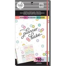 Adesivo - Accessory Book - Planner Babe