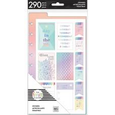 Adesivo - Happy Planner Dashboard Stickers - Pastels