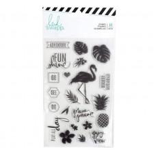 Adesivo - Heidi Swapp Pineapple Crush Clear Stickers